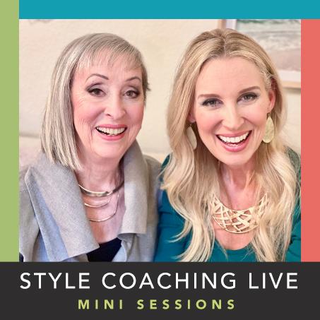 Style Coaching Mini Sessions2021
